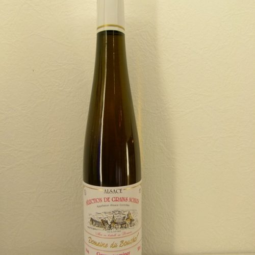 GEWURZTRAMINER 1999 Sélection de Grains Nobles