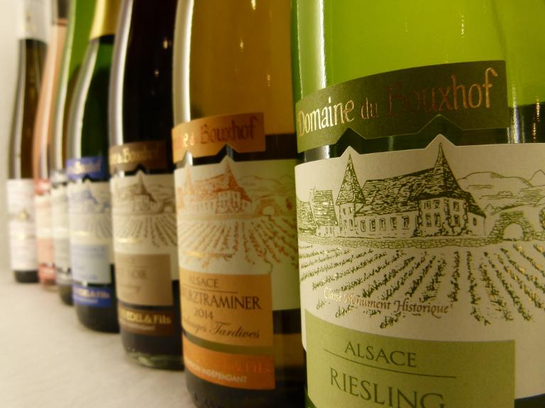 Bouxhof vins alsace achat en ligne