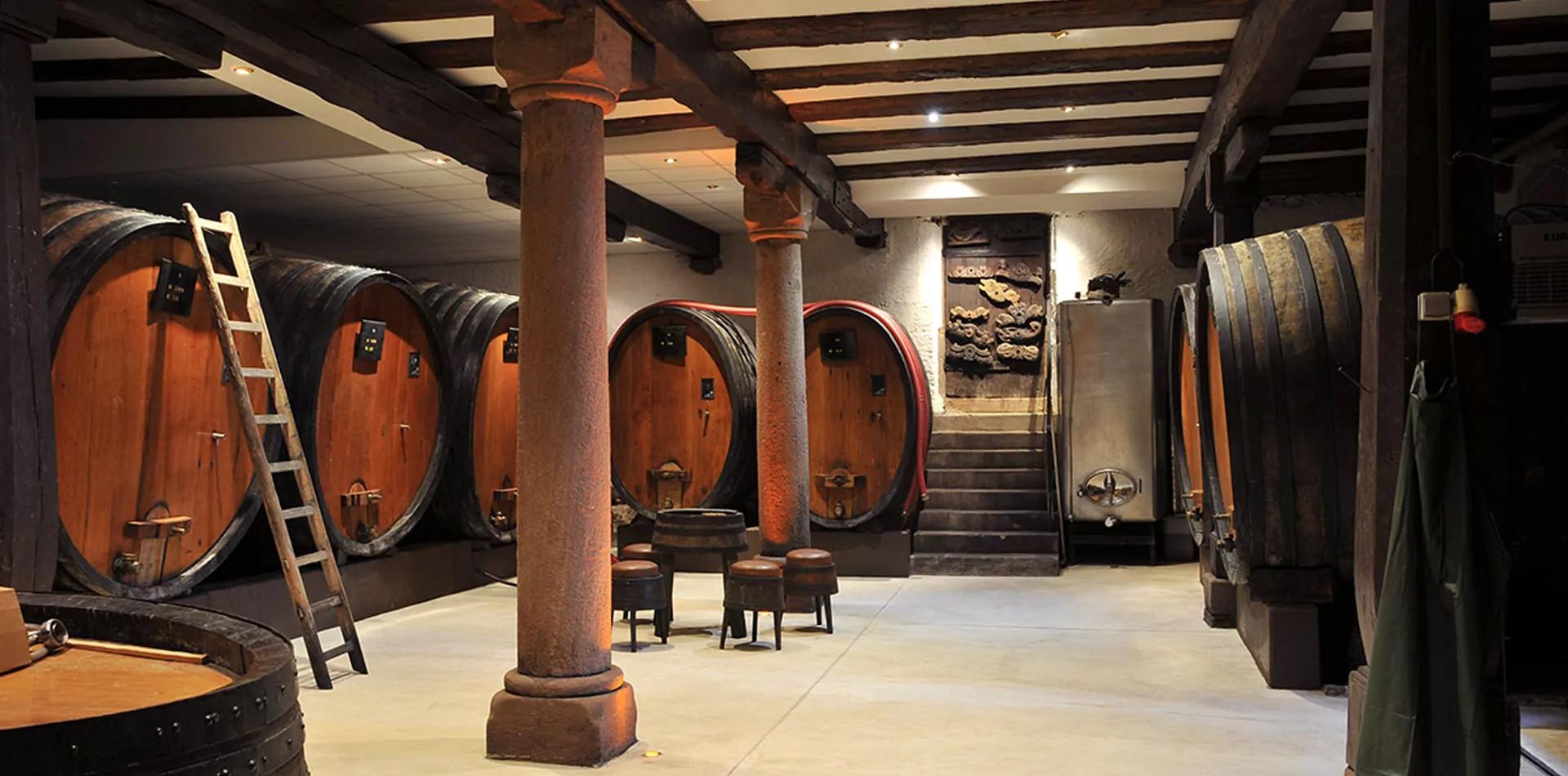 Domaine du bouxhof : votre producteur de vins en Alsace